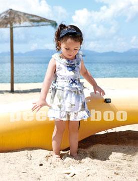 欧式婴儿服装图片